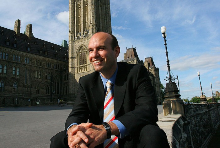View From the Hill by Keith Beardsley – Dr. Evil Applauds NDP Nathan Cullen  – January 29, 2013