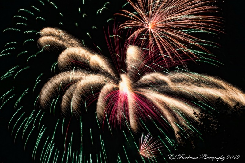fireworks ed renkema