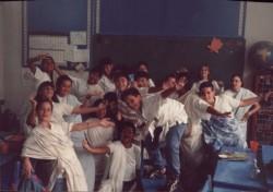 Class 1999 - Ms. Soulsby - Social Studies class - 7th grade