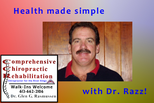 Health made Simple – with Doctor Razz – Edition 3