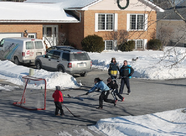 Family Day in Eastern Ontario & Cornwall for 2013 by Reg Coffey