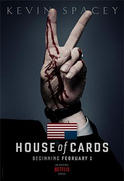 Kevin Spacey in Netflix House of Cards – The New Age of Television is Here – February 10, 2013