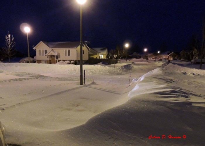 After the Blast – Cornwall Ontario Digs Out From the Snow! February 9, 2013