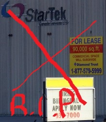 Star Tek To Shutter in Cornwall Ontario – Last 125 Plus Employees Need Jobs!  February 5, 2013
