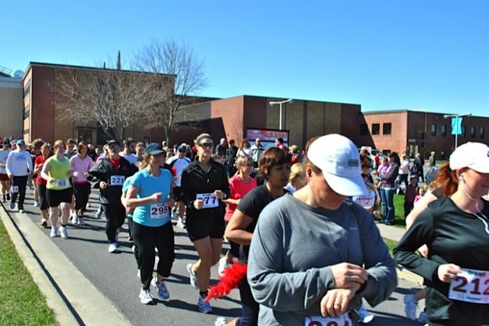 Cornwall Ontario Multi-Sport Club Learn to Run Program Kicks Off February 16, 2013