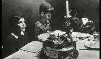 Ahawah_Children's_Home,_Berlin;_Passover_Seder_Table
