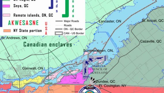 Could This Be a Solution for Akwesasne?  Property Rights and Prosperity: A Case Study of Westbank First Nation 091719