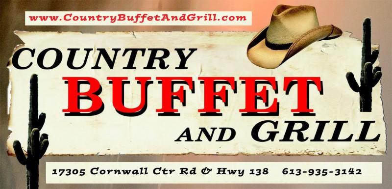 CountryBuffetandGrillOversizedBusCardAd