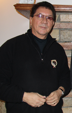 Grand Chief Mike (Kanentakeron) Mitchell