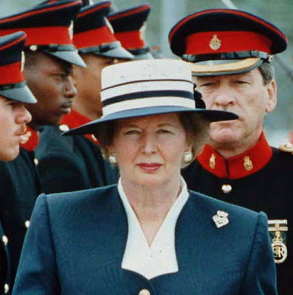 Conrad Black Celebrates the Life & Career of Former British PM Margaret Thatcher – April 9, 2013