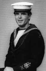 Mayer as a Cadet in the 1970s
