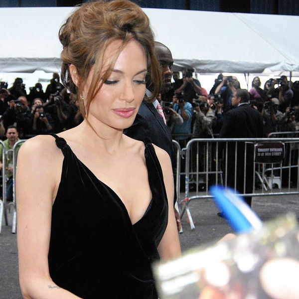 Angelina Jolie's Brave Decision – Celebrating Life After Cancer by Andrea Paine May 15, 2013