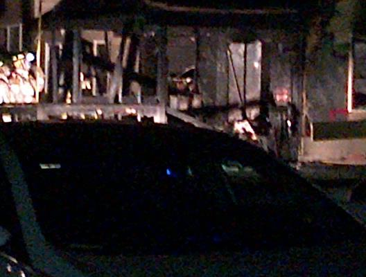 Fire Strikes Royal Oak Complex in Cornwall Ontario – May 2, 2013