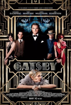 Gatsby Review by Jamie Gilcig – Mix Jack & Howard you get DiCaprio's Gatsby – 2 out of 5 bags of corn!