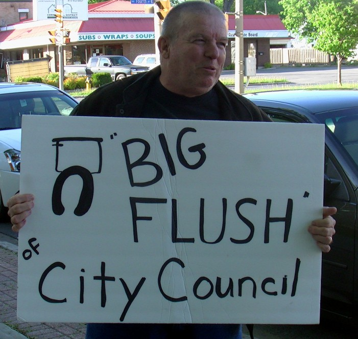 Protesters to Whistle Their Support for Whistleblowers at Council Meeting in Cornwall Ontario Monday Night 7 PM