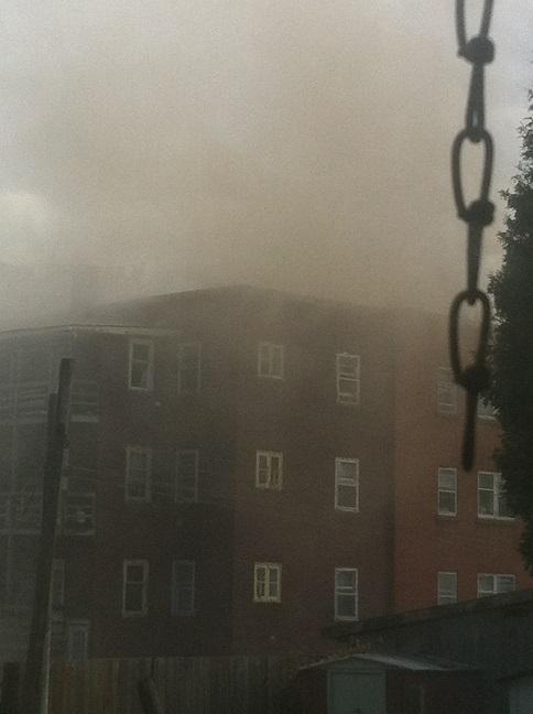 Mo Trepanier Cumberland Fire