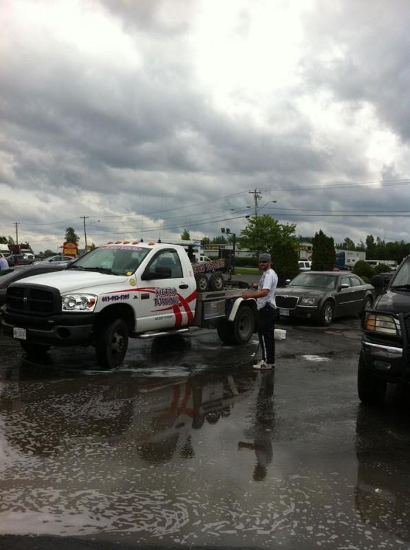 Tow Car Wash 2