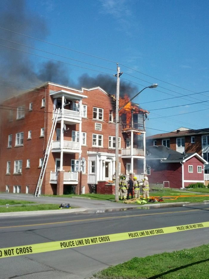 City of Cornwall Ontario Flunks Fire Marshall Review with a possible record 28 recommendations made!