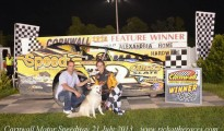 Jessica Powers Wins sportsman