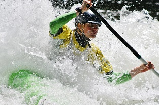 Cornwall Athlete Zachary Zwannenburg Competes in ICF Canoe Slalom Junior and U23 World Championships