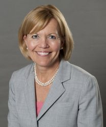 Ontario Progressive Conservative Health Critic Christine Elliott