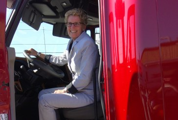 Kathleen Wynne Ducking Patrick Brown By Election by Jamie Gilcig JULY 27, 2015 #onpoli  POLL