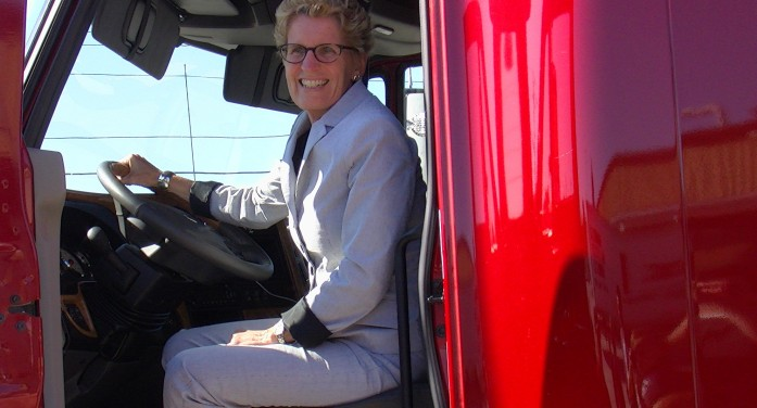 What Will Kathleen Wynne Do Today at Queen's Park?  By Jamie Gilcig 081717