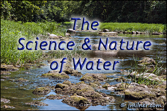 The Science and Nature of Water with Scientist Dr. Andy Bramburger
