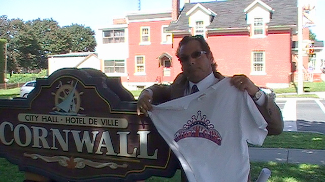 Bernie Villeneuve Will Not Leave City Hall in Cornwall Ontario Until Monday Night Over River Kings Raw Deal – Calls for Rally Before Council! VIDEO September 5, 2013