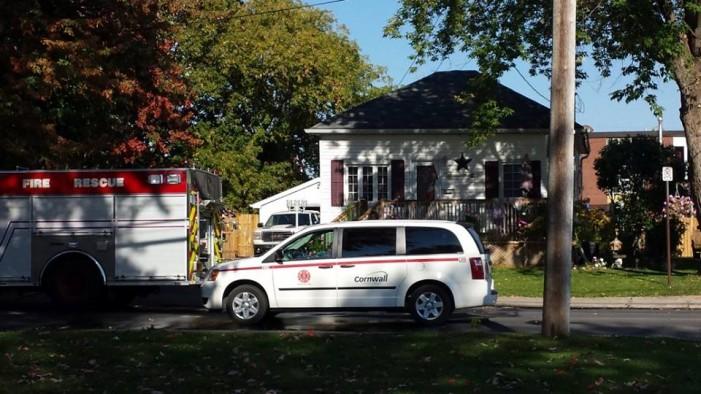 Fire Strikes 11th Street East in Cornwall Ontario 1 Deceased UPDATE – Monday September 30, 2013