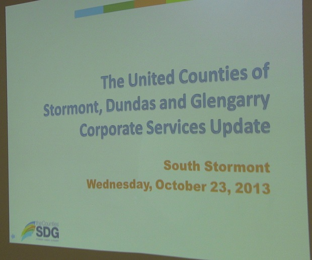 SD&G Economic Development Delegation 23Oct13 1