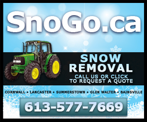 School Buses Cancelled as Cornwall Ontario Hit with 8 CM of Snow Overnight – DEC 10, 2014