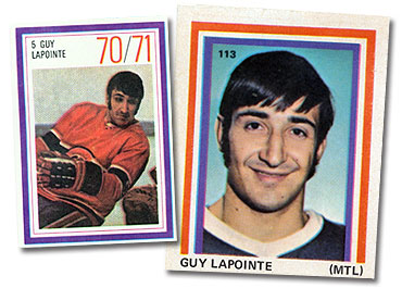 Saku Koivu & Guy Lapointe?  Would you put them in the Hall of Fame?  Retire Their Jersey?