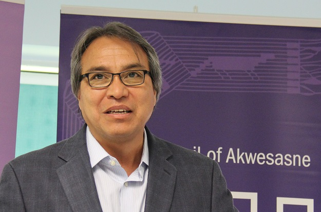 UN Special Envoy James Anaya Visits Akwesasne – Focus on Port of Entry Issues Over Seaway International Bridge