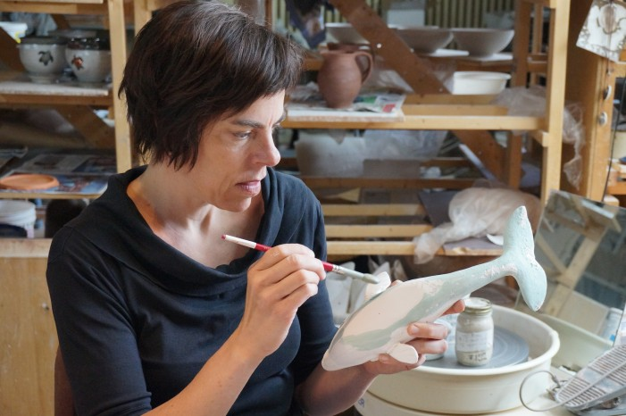 The Art of Everything  by Mary Anne Pankhurst  An Interview with Ceramic Artist Cathy Reeves
