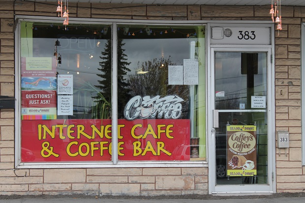Stork's Internet Café Plus