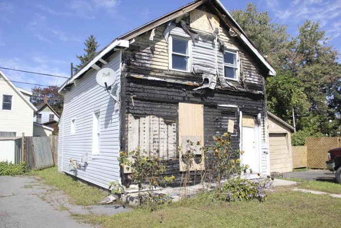 East End Housing Standards Lower Than the Rest of Cornwall Ontario by E.V. Hutcheon  Jan 11, 2014