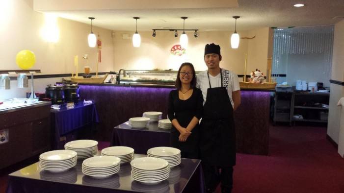 Ruby Sushi Restaurant Review by Guest Reviewer Milena Cardinal of Cardinal Law in Cornwall Ontario