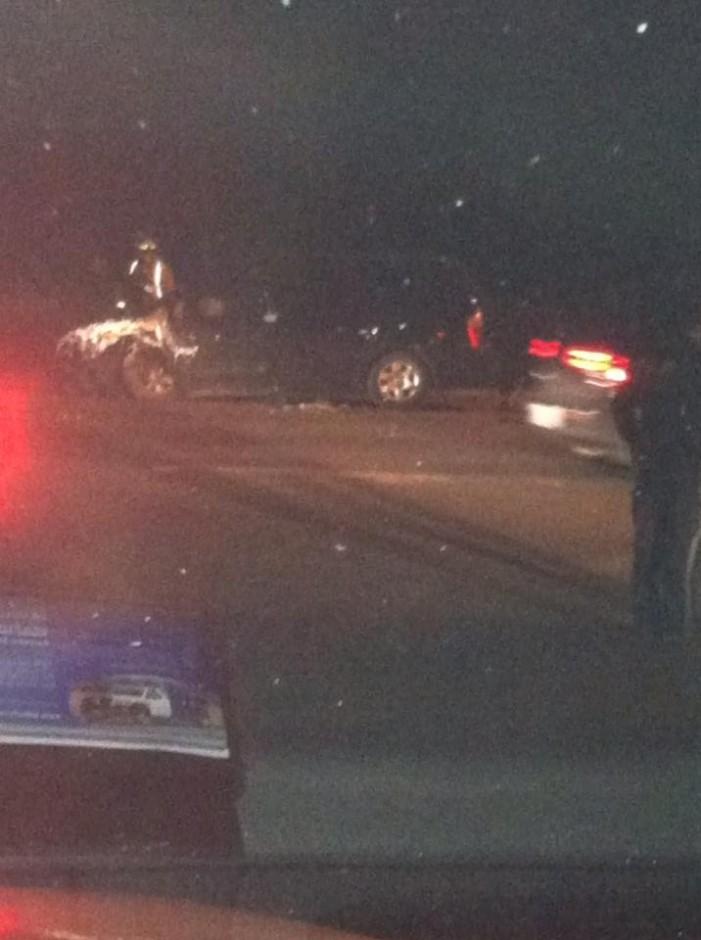 Head on Crash Outside Cornwall Ontario Highway 138 – November 4, 2013