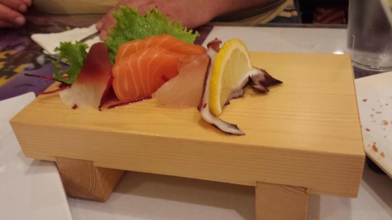 ruby sushi salmon