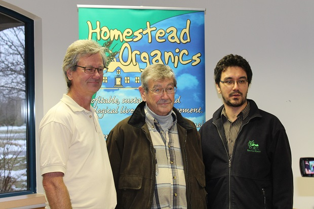 Three Generations of Ownership @ Homestead Organics Announce Purchase of New Processing Facility by Reg Coffey