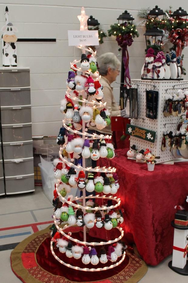 Light-bulb Ornaments