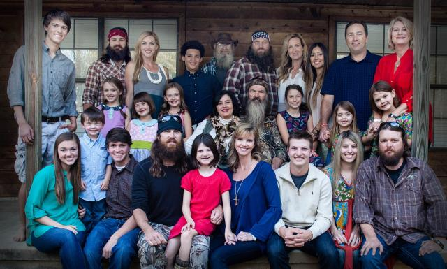 Robertson Family Responds to A&E Suspension of Duck Dynasty Patriarch Phil Robertson's Gay Comments in GQ