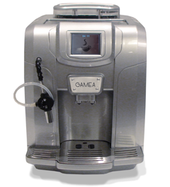 Gamea Fully Automatic Espresso Machine – $799.95 plus HST