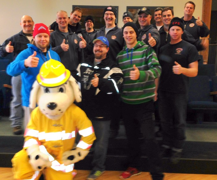 Cornwall River Kings to Hold Sparky's Toy Drive Teddy Bear Toss Saturday December 21 vs Riviere du Loup CLICK FOR DETAILS