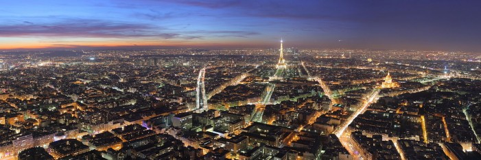 Paris 20 Years Ago – Lessons Learned by JH Mae – January 9, 2014