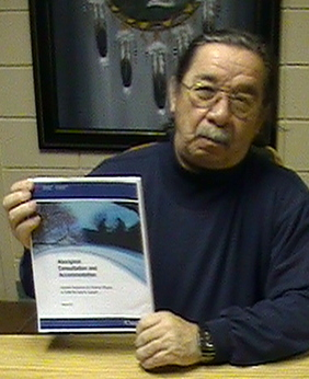 Why Didn't the Feds Consult With the MCA Over Chem Tanks in Cornwall Ontario & Andre Rivette Says NO TANKS!  Jan 12, 2014