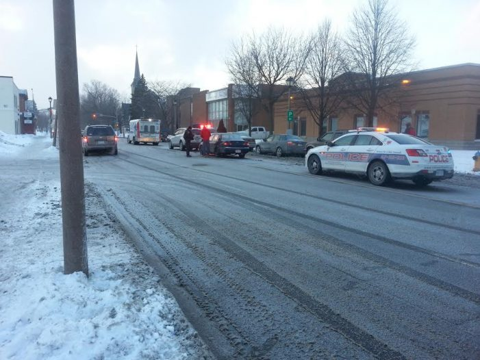 Car Accident Near Cornwall Ontario