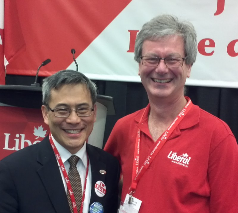 Ted Tsu & Tom Manley