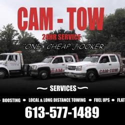 cam tow